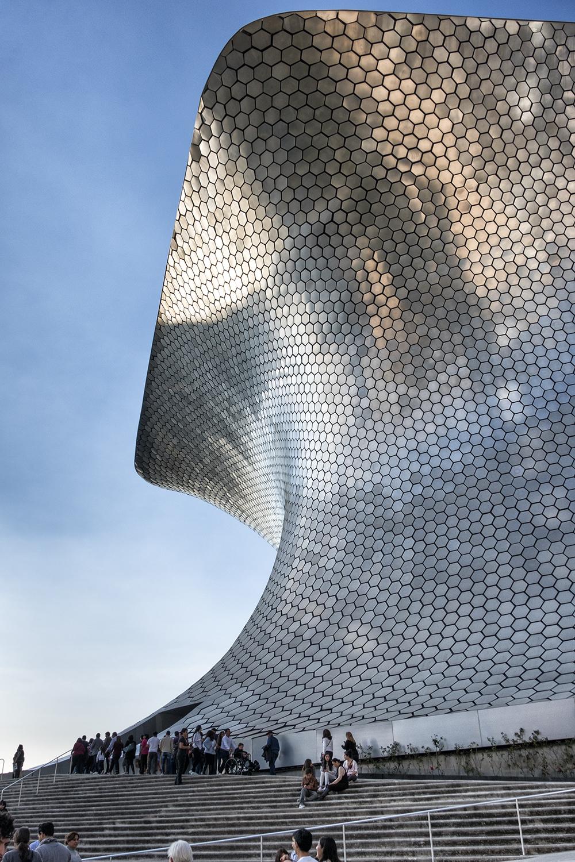 Museo Soumaya (Carlos Slim Museum), Mexico City