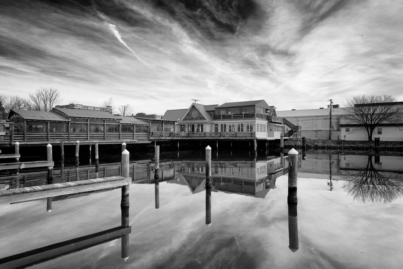 Port Covington, November Morning