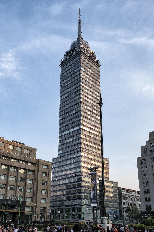 Mirador Torre Latino, Mexico City
