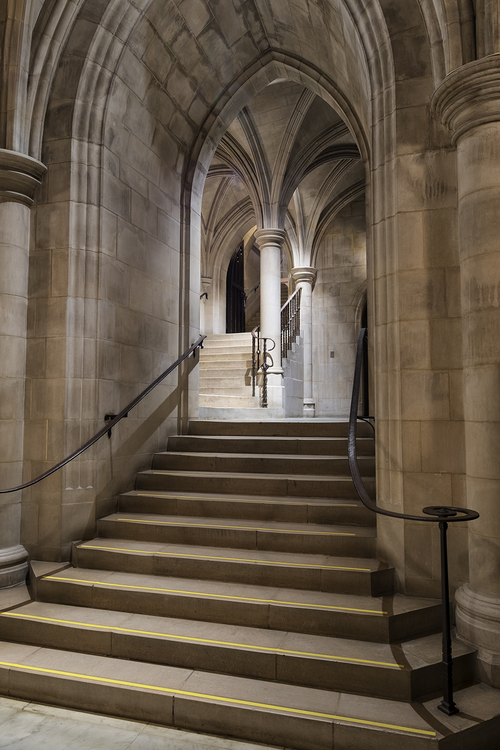 In the Crypt, Washington National Cathedral