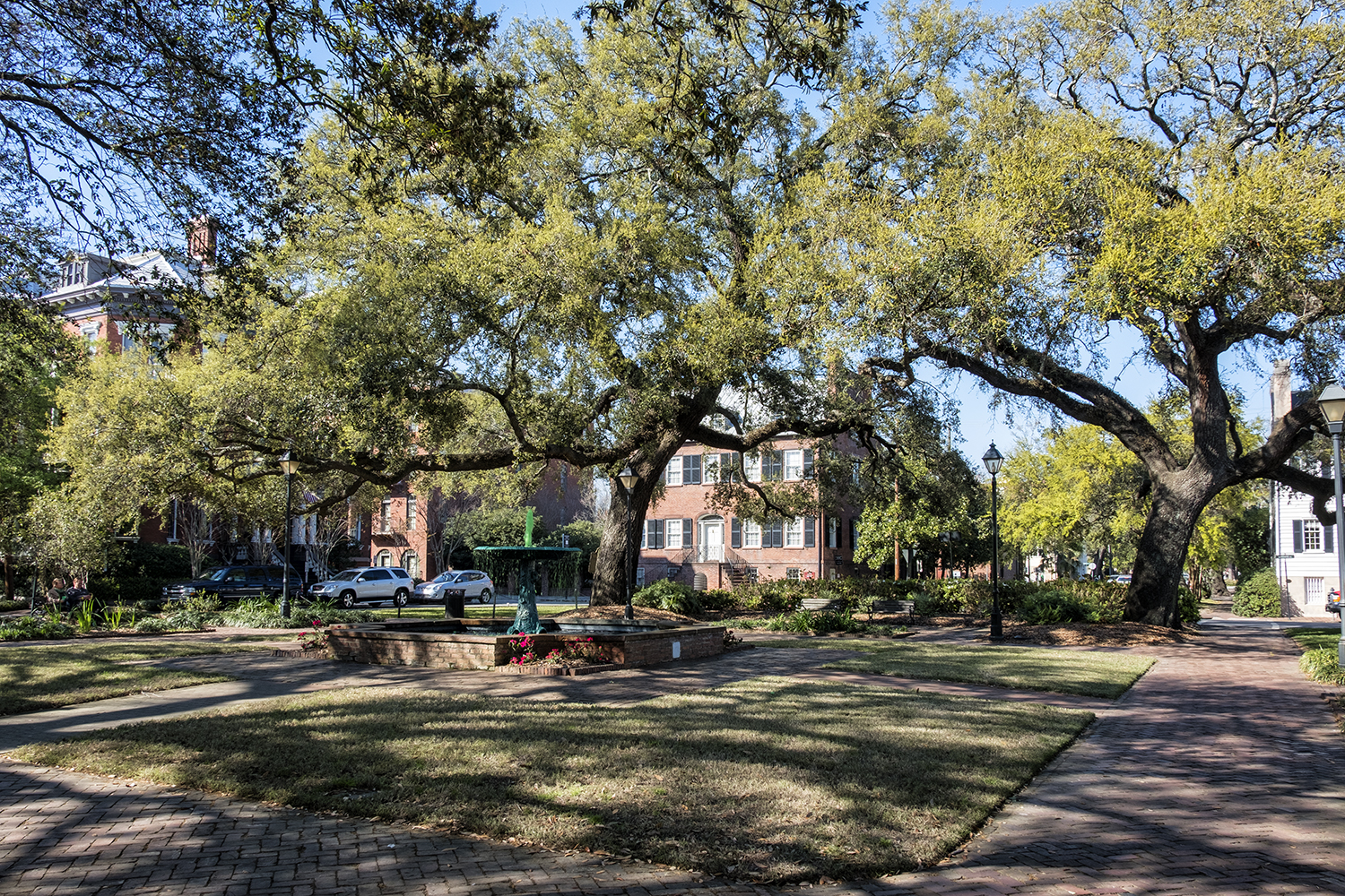 Columbia Square, Savannah