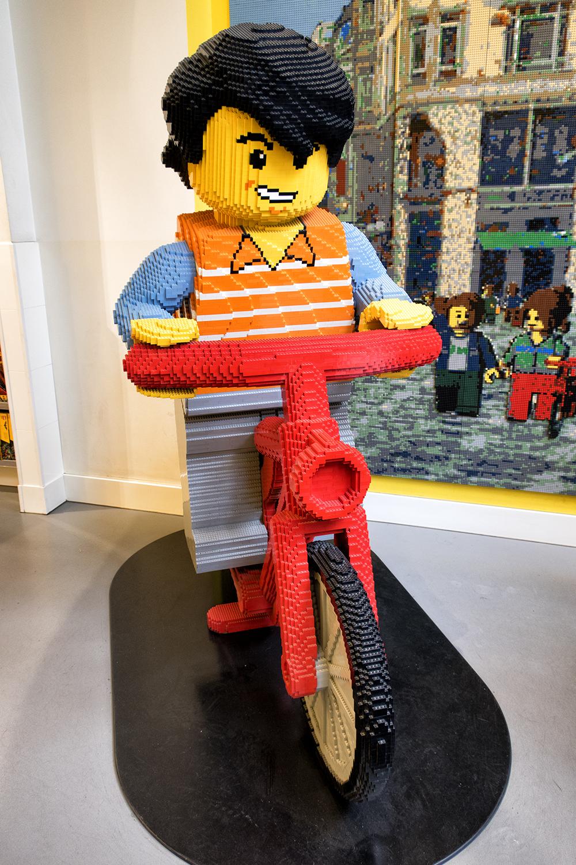 Lego Store, Copenhagen