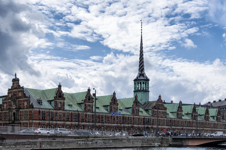The Old Stock Exchange, Copenhagen