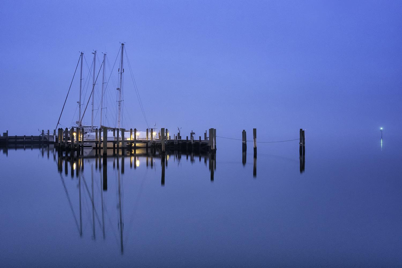 Annapolis, January Morning, MFA at Gallery B, 2017