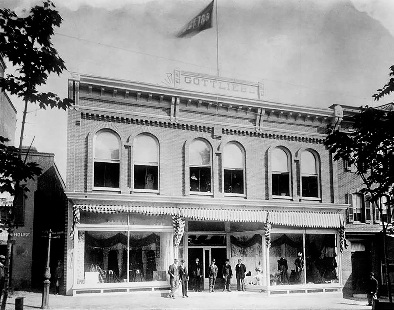 Gottlieb's Department Store, Main Street, Annapolis