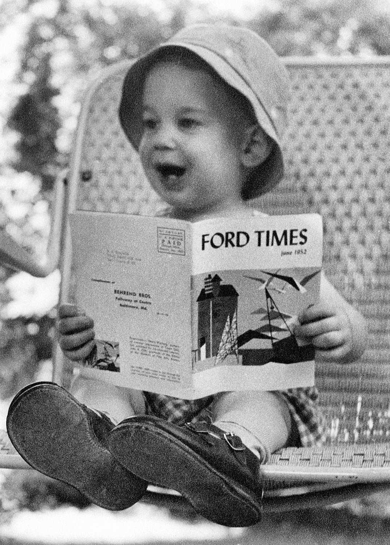 Me, June 1952