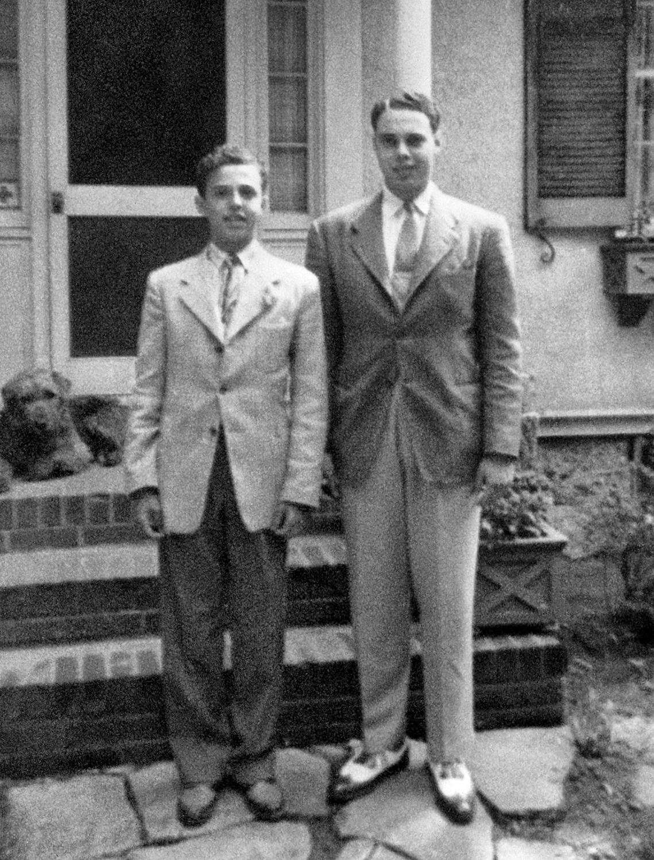 Richard and Doug