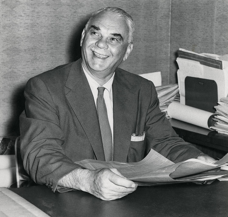 Harry Goodwin, 1958