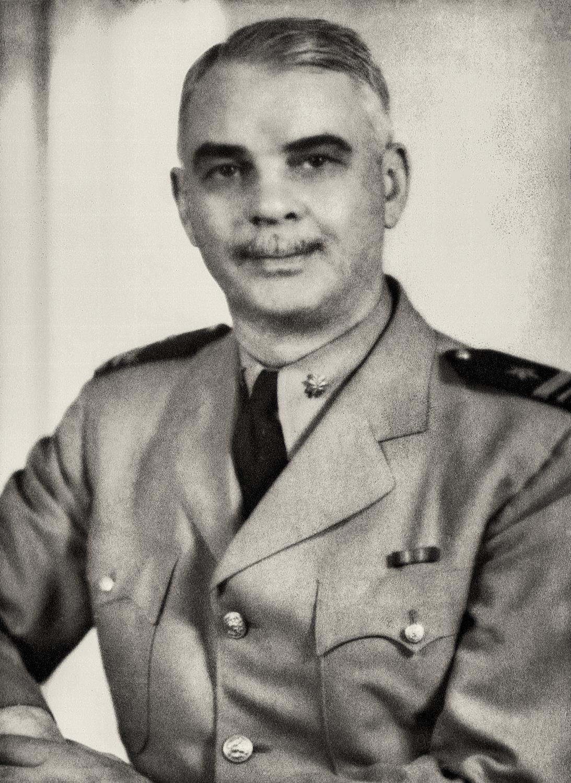 Harry Goodwin in WWII