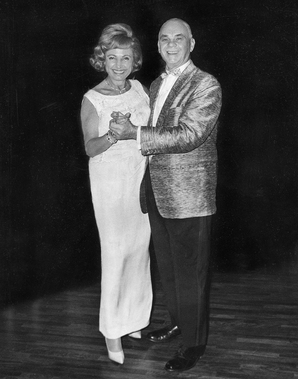 Kathryn & Harry, 1963
