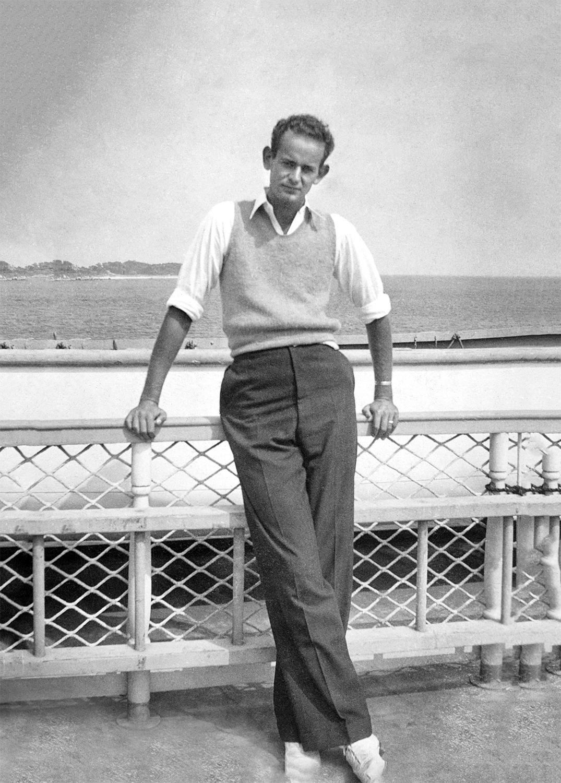 Fred Schwartzstein, Cape Cod, 1937