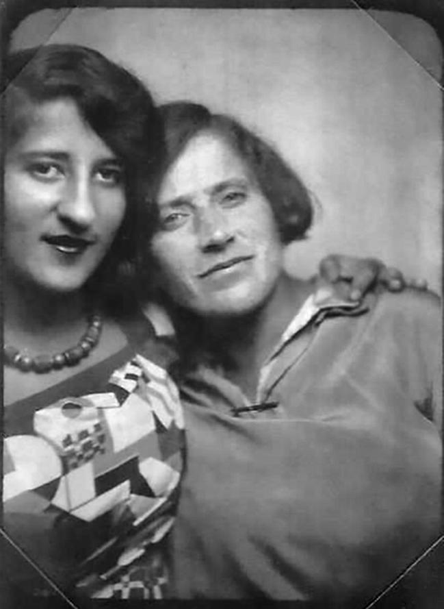 Esther and Rebecca Schwartzstein