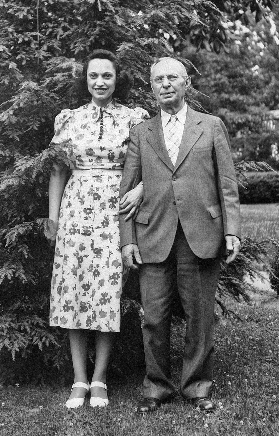 Kathryn and Leon, 1938
