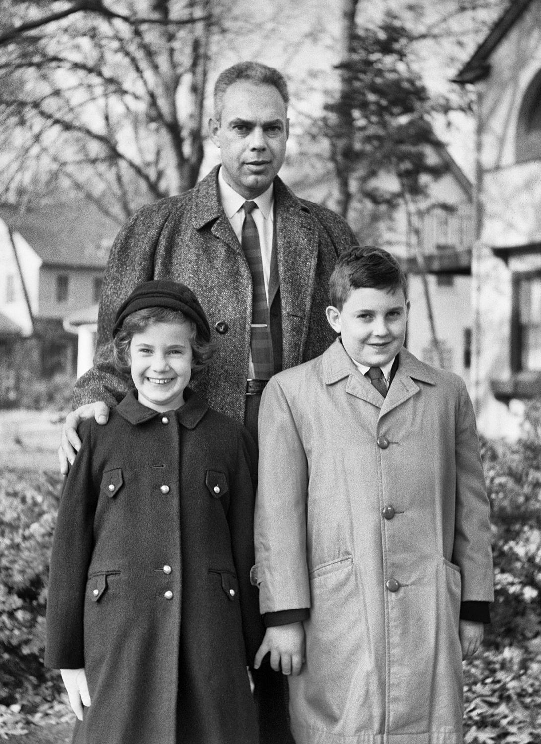 Doug with Sally and Lee