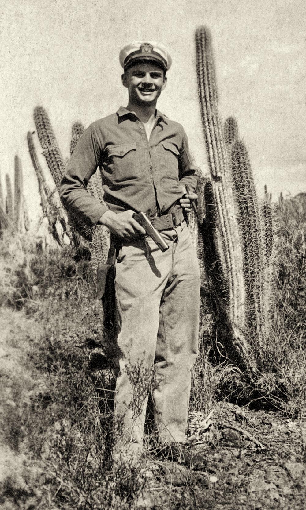 "1919, ""Cacti Harry, or Sure Shot Murphy"""