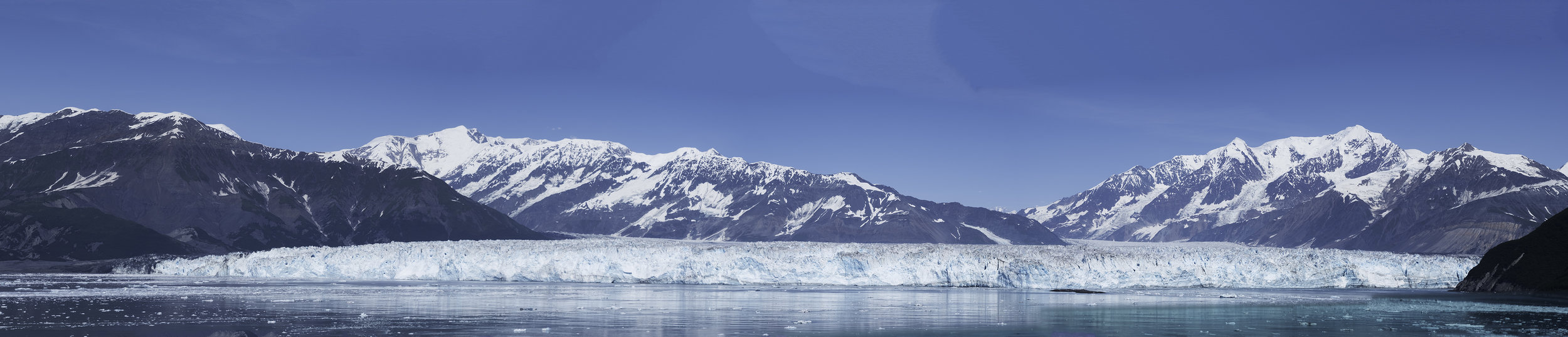 Hubbard Glacier, July Morning