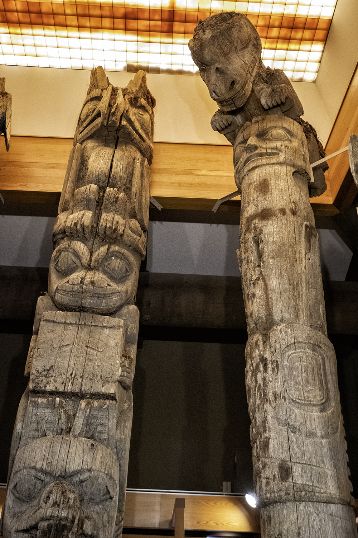 Totem Heritage Center, Ketchican, AK