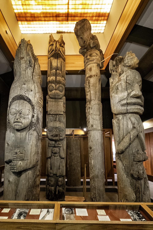 Totem Heritage Center, Ketchikan Alaska