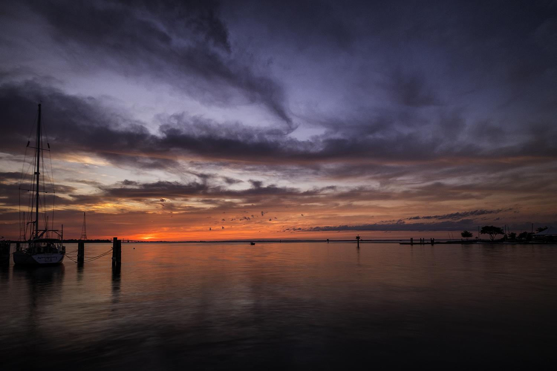 Annapolis, August Sunrise