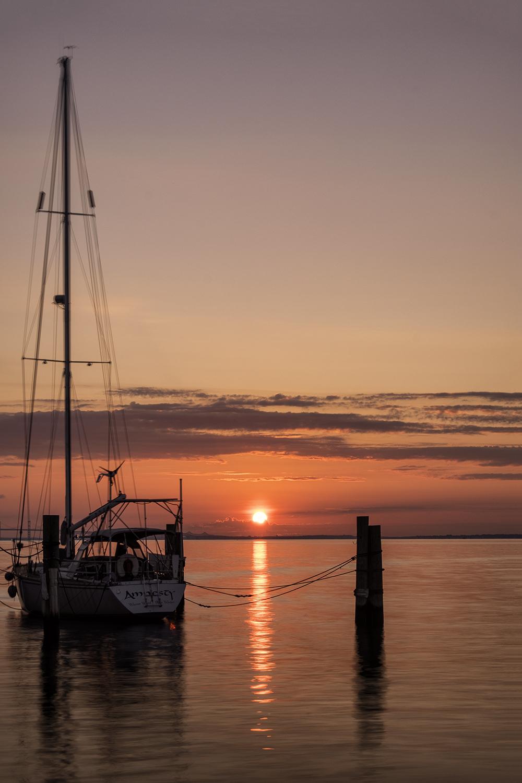 Annapolis, September Sunrise