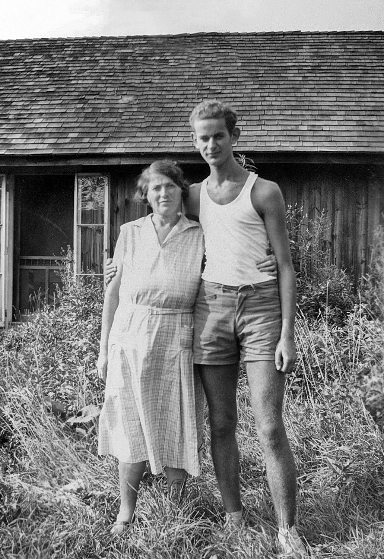 Fred and Rebecca