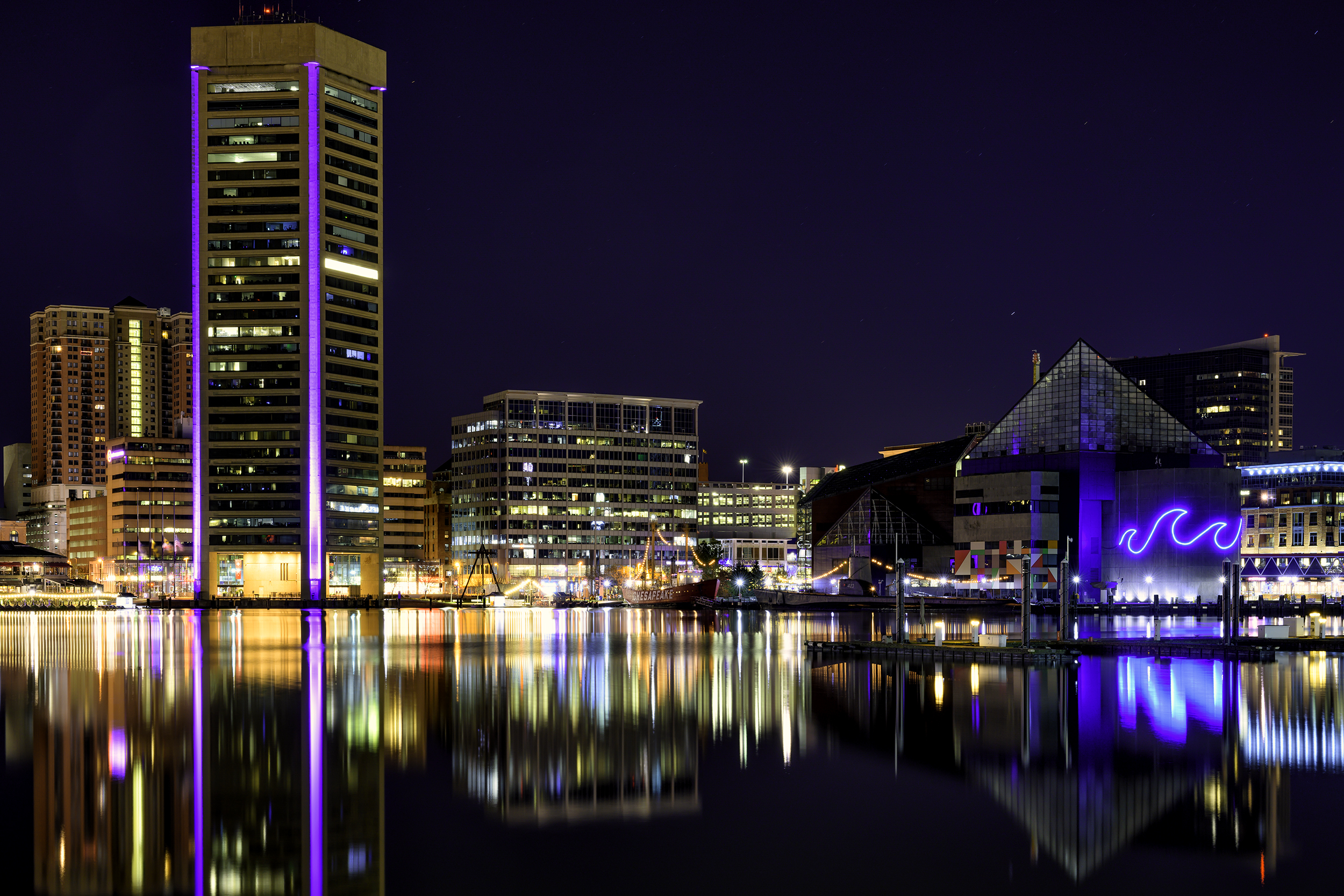 Baltimore, December Morning