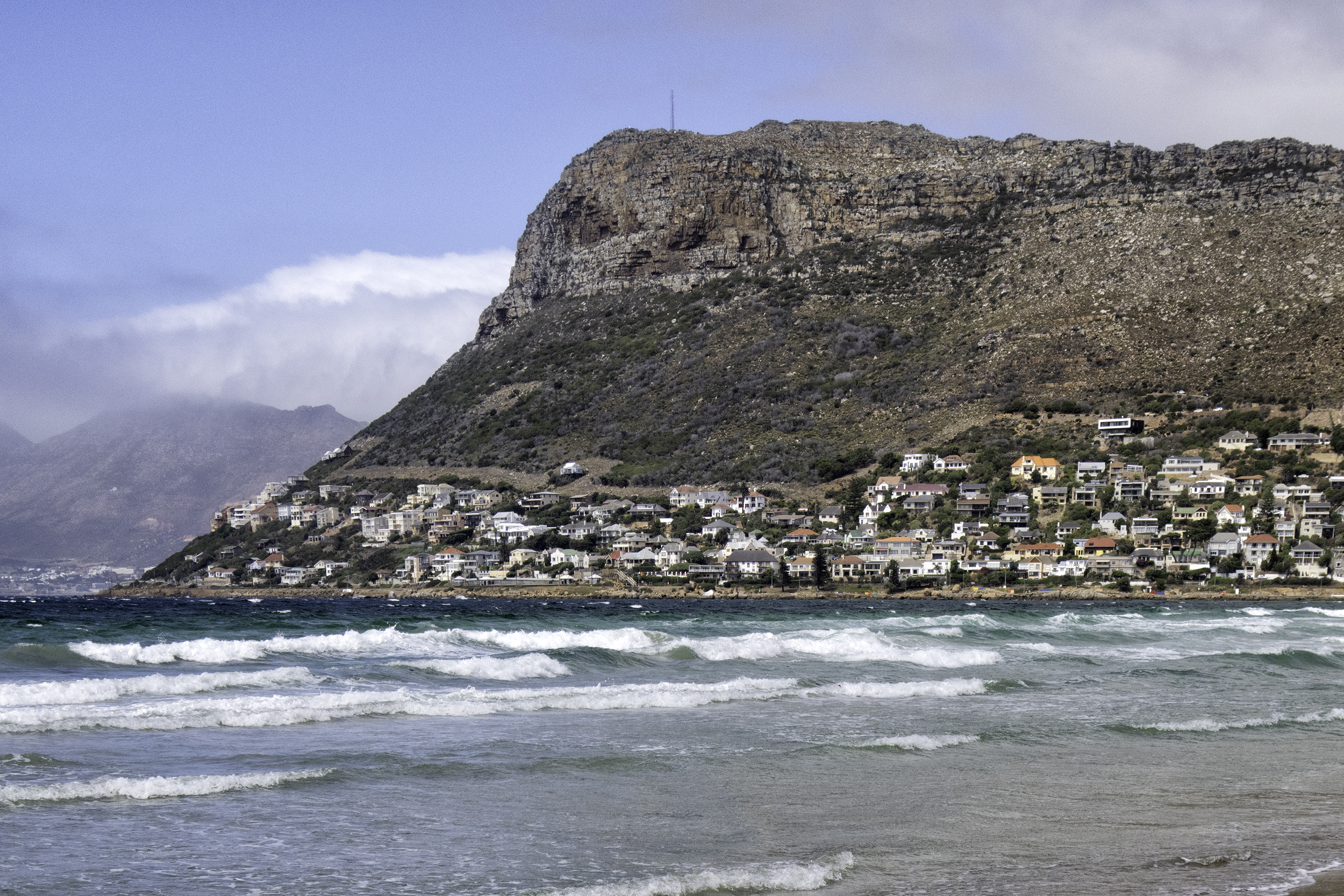 Fish Hoek, Cape Town, SA, February Morning