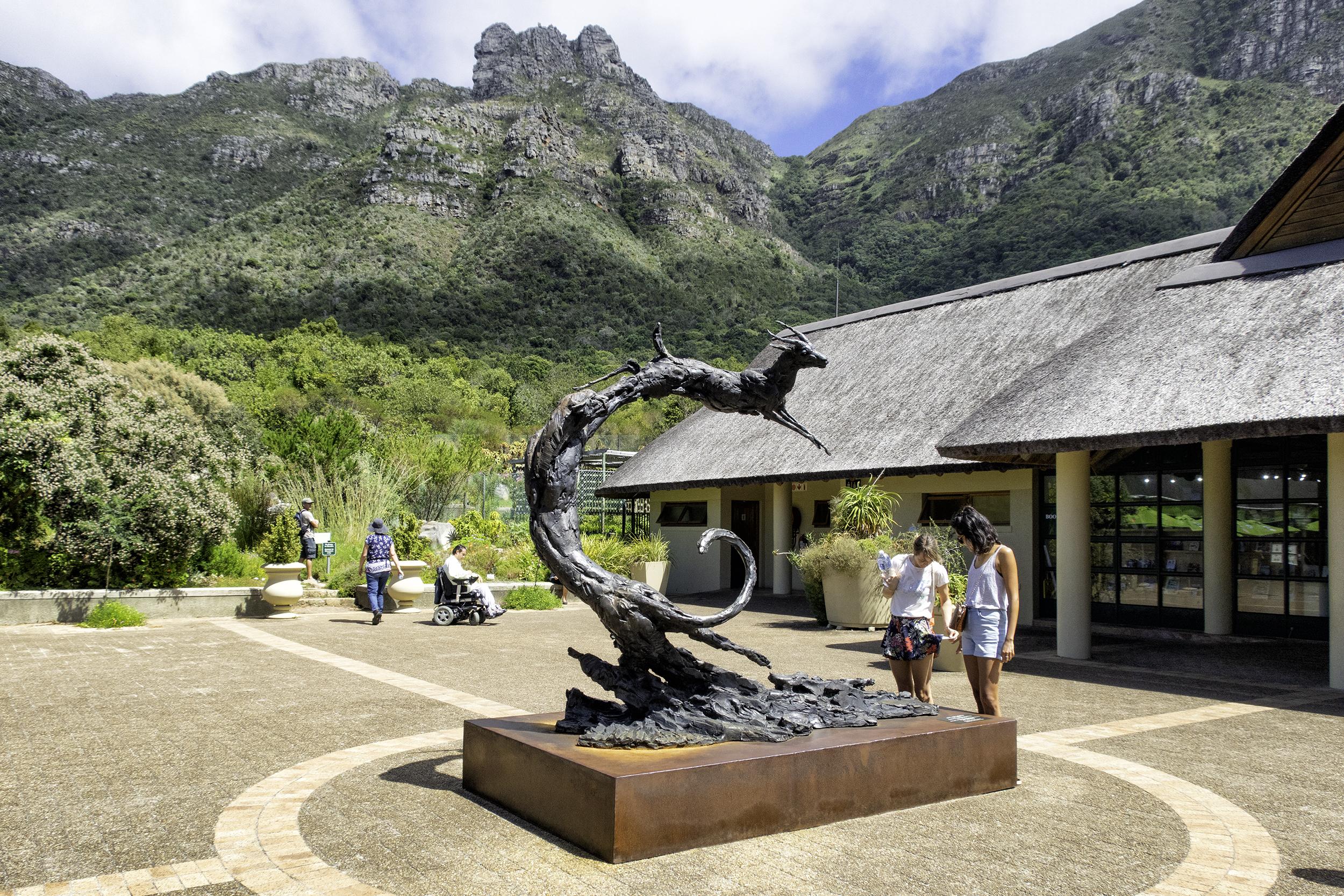 Kirstenbosch Gardens Tea Room, Cape Town, SA
