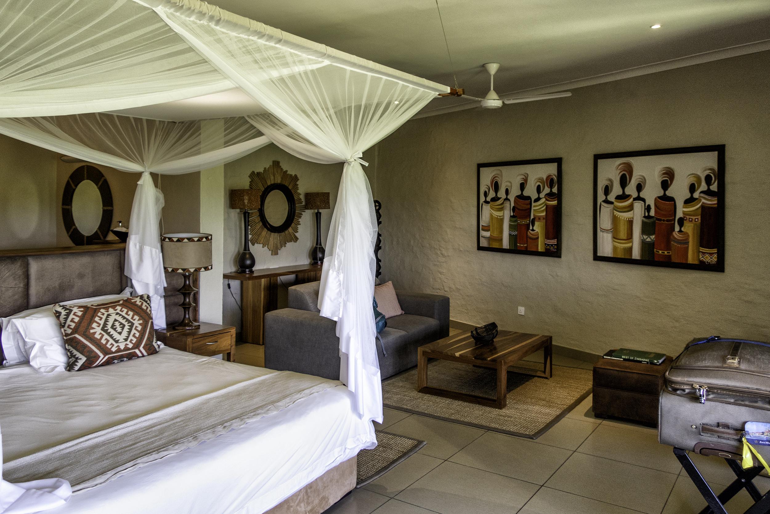 Victoria Falls Safari Lodge, Zimbabwe
