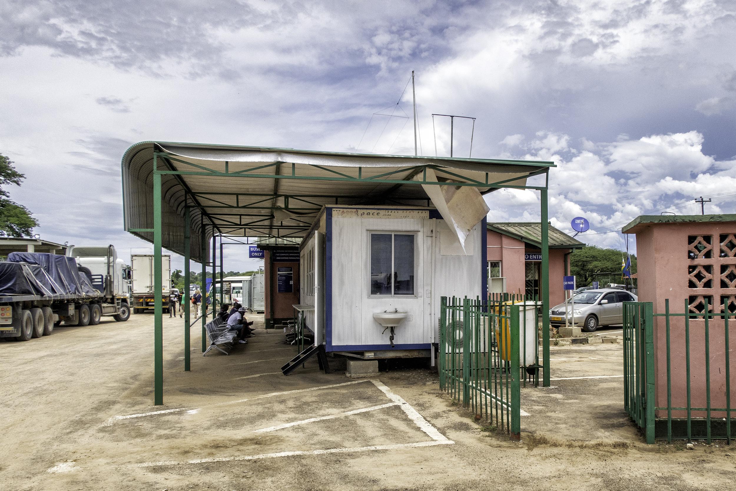 Botswana Border Station