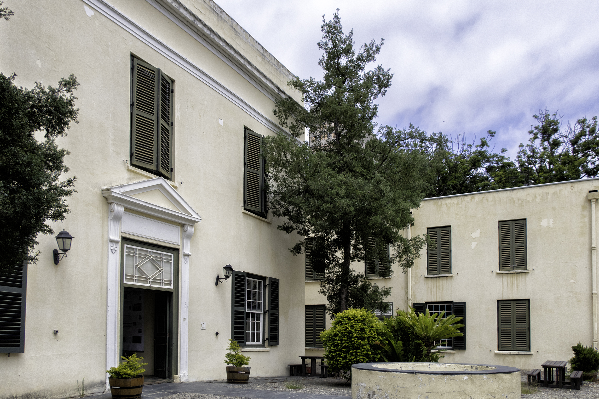 Slave House, Cape Town SA