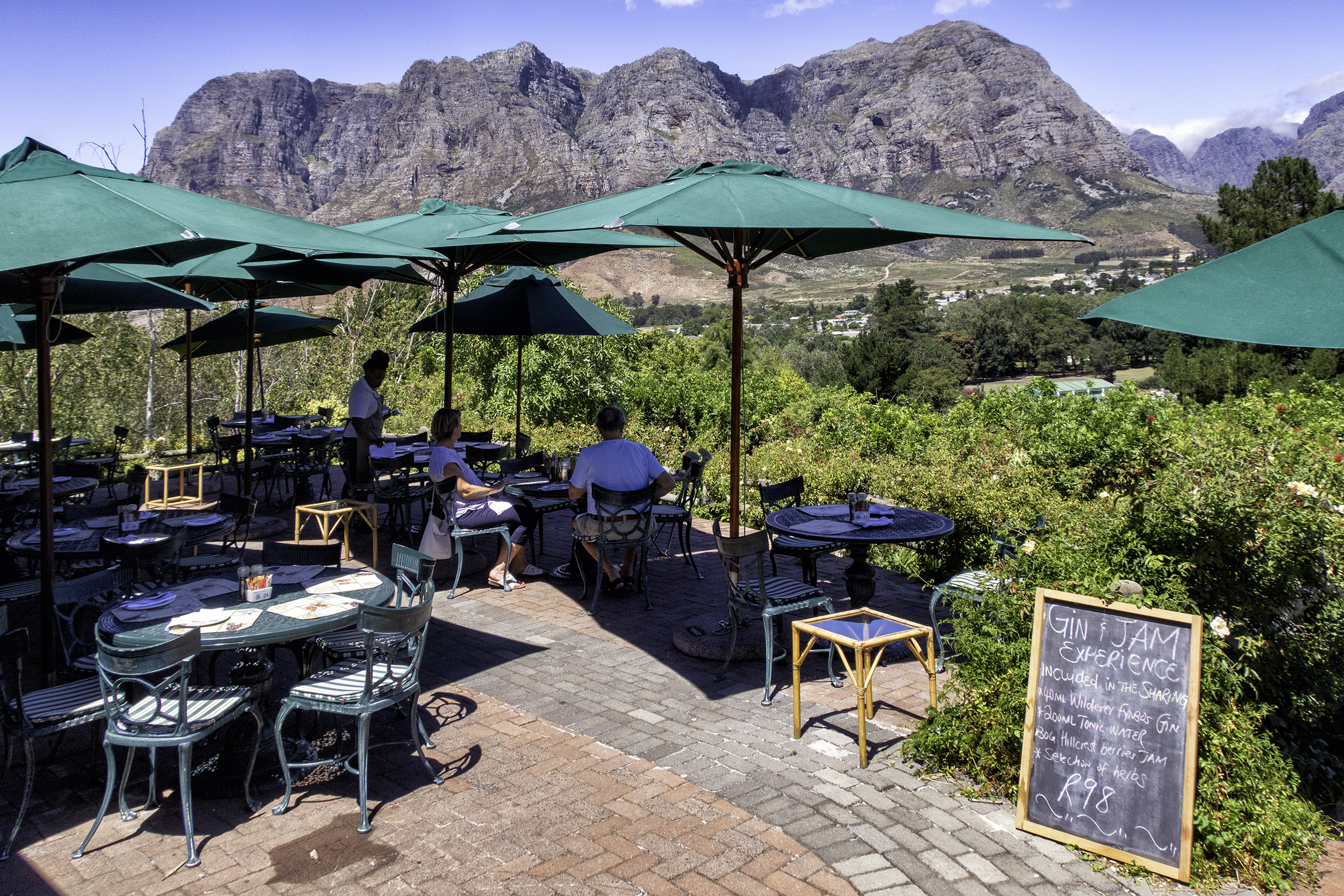 Hillcrest Berry Orchard, Stellenbosch, South Africa