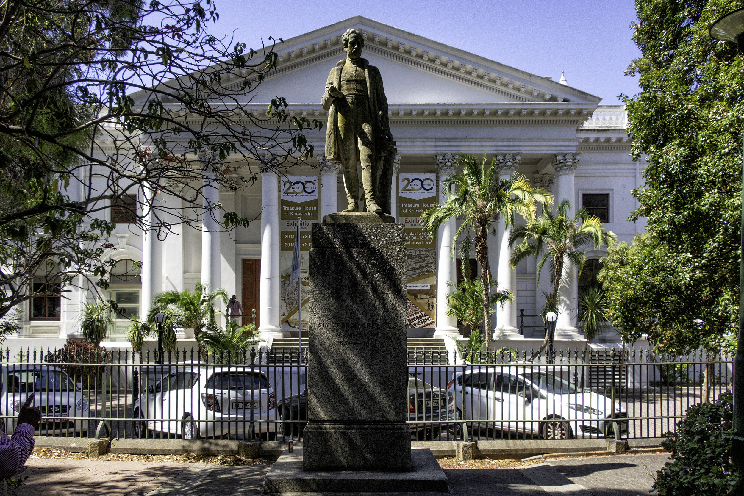 Sir George Grey and South Africa Museum