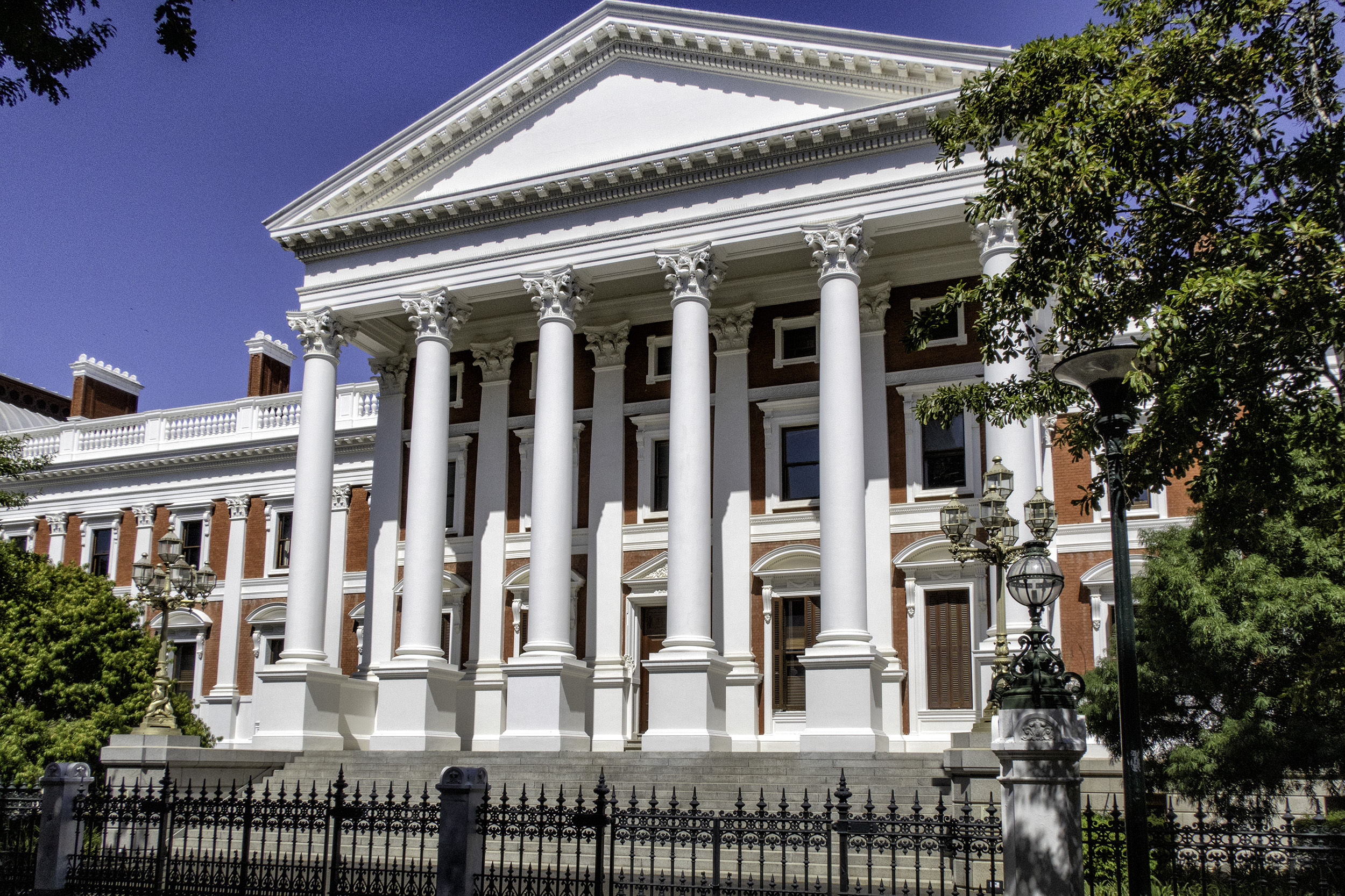 South Africa Parliament, Cape Town