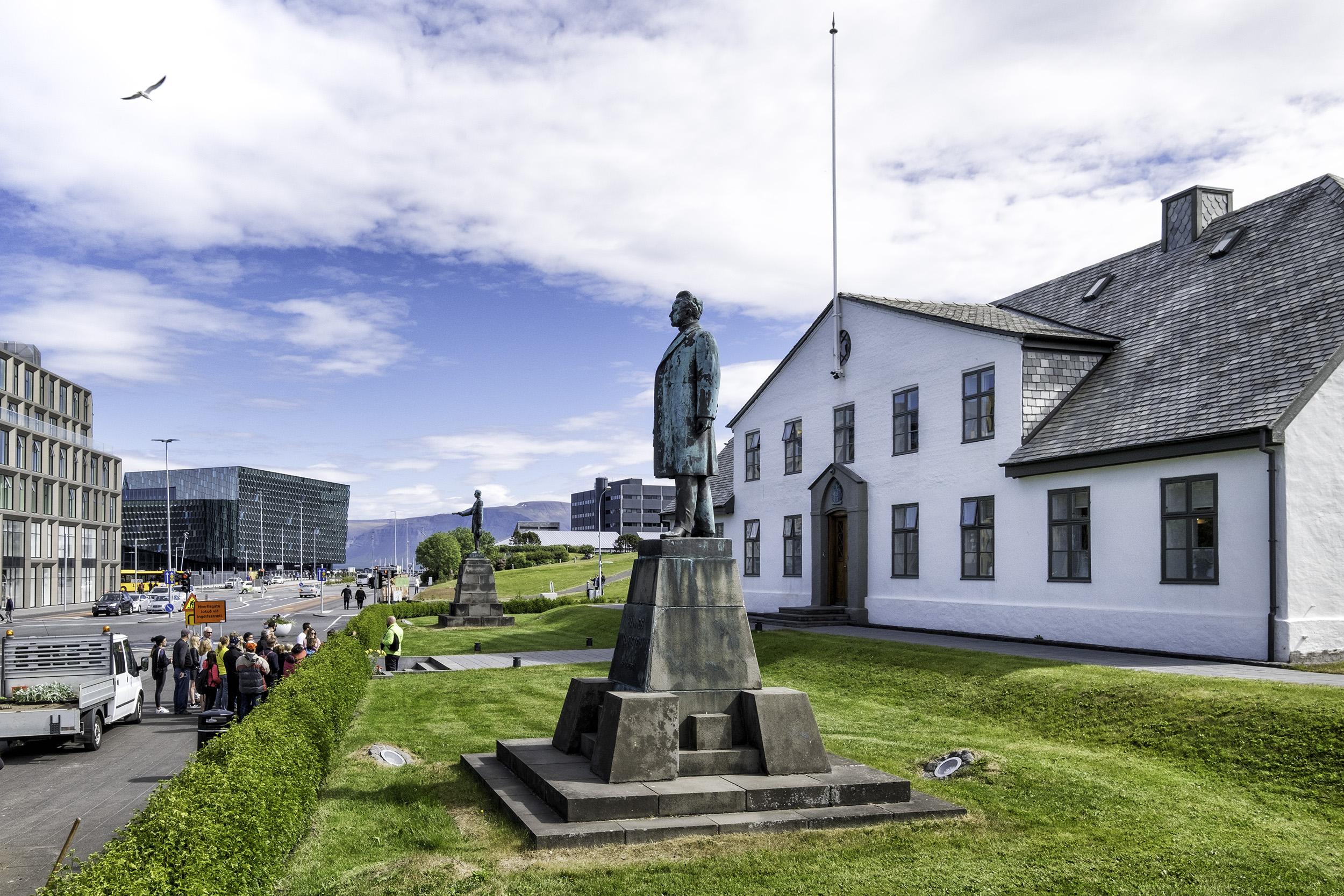 Prime Minister's Office, Reykjavik