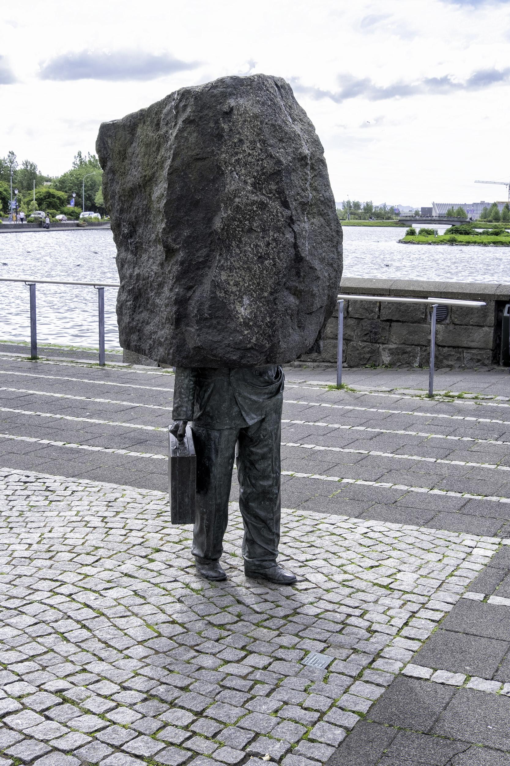 Memorial to the Unknown Bureaucrat, Reykjavik