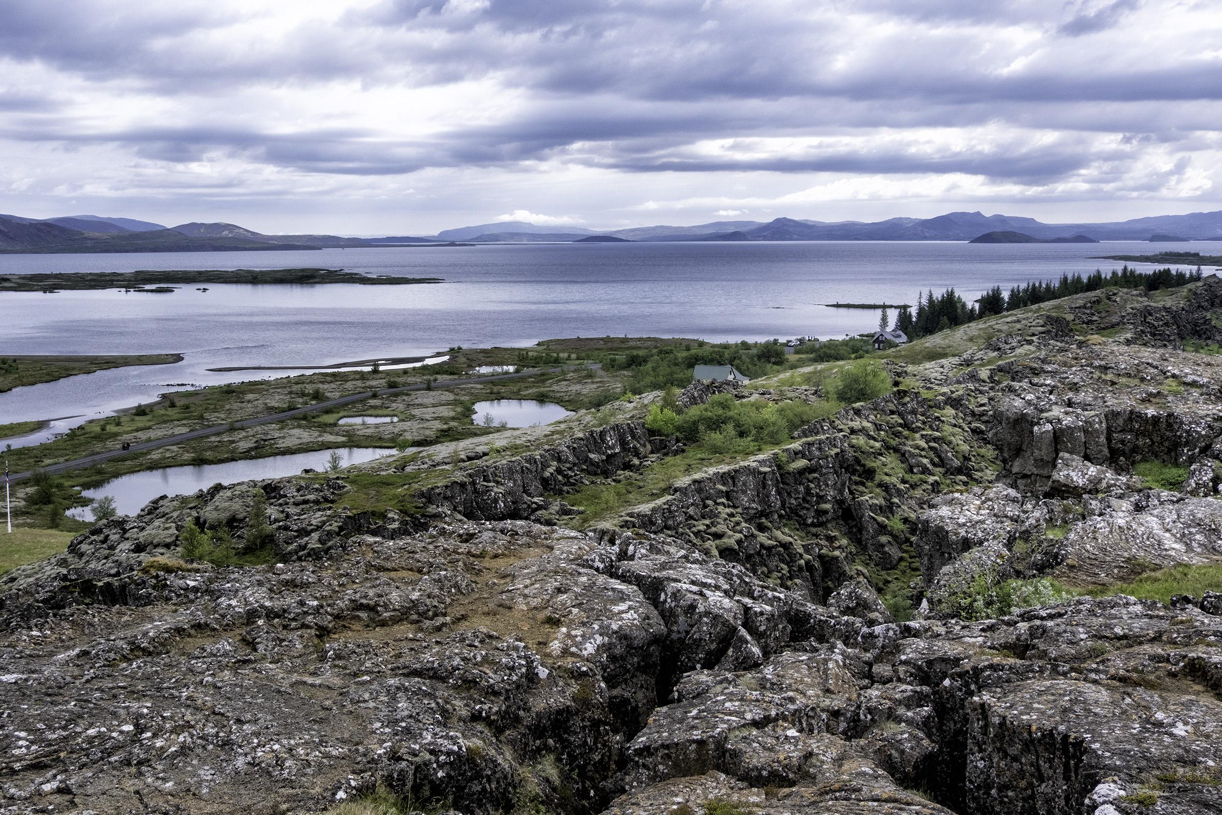 Þingvellir Park and Lake Þingvallavatn