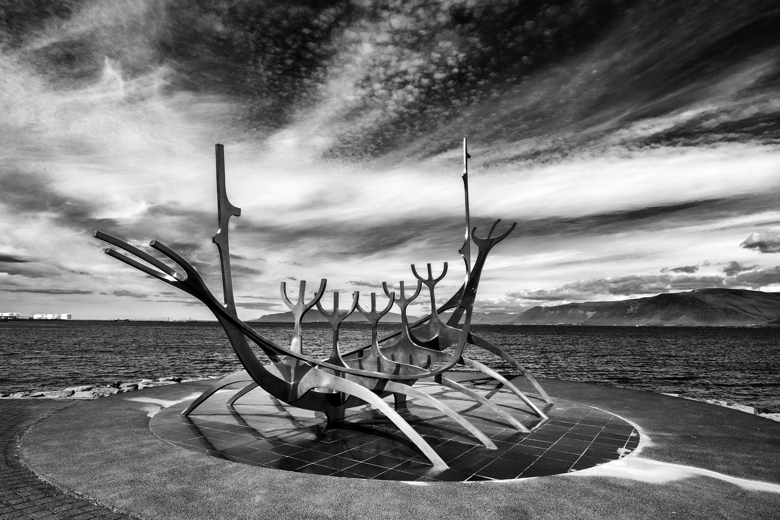 The Sun Voyager, Reykjavik