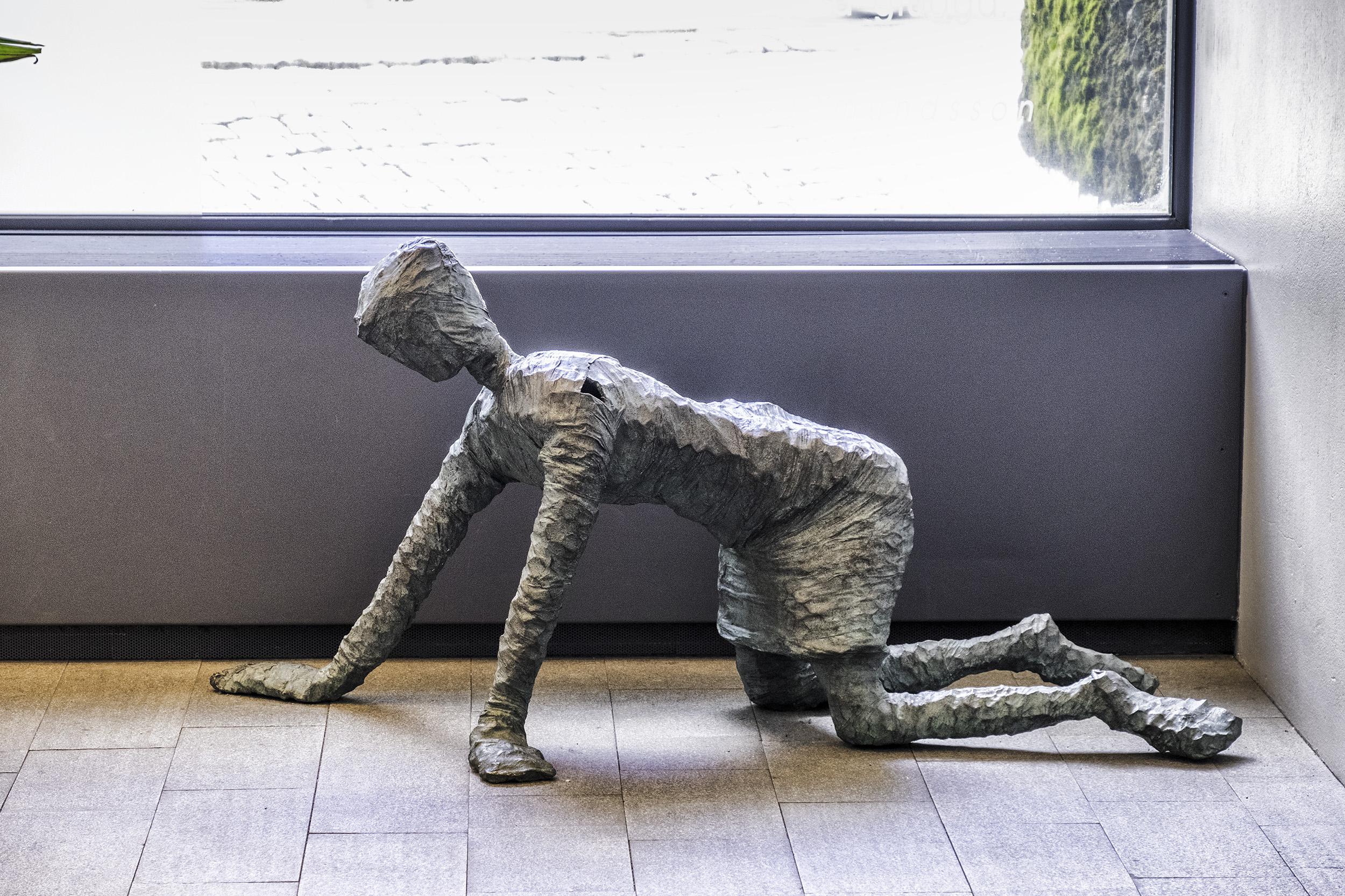 Reyjkavik City Hall Sculpture