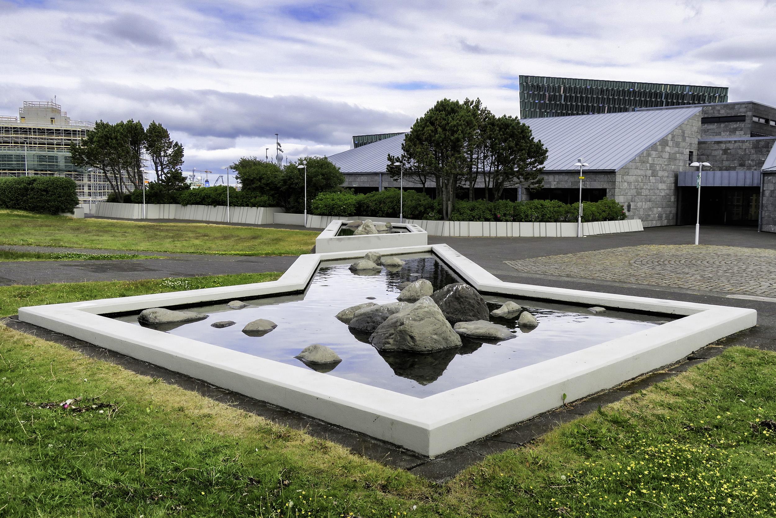 Central Bank of Iceland, Reykjavik