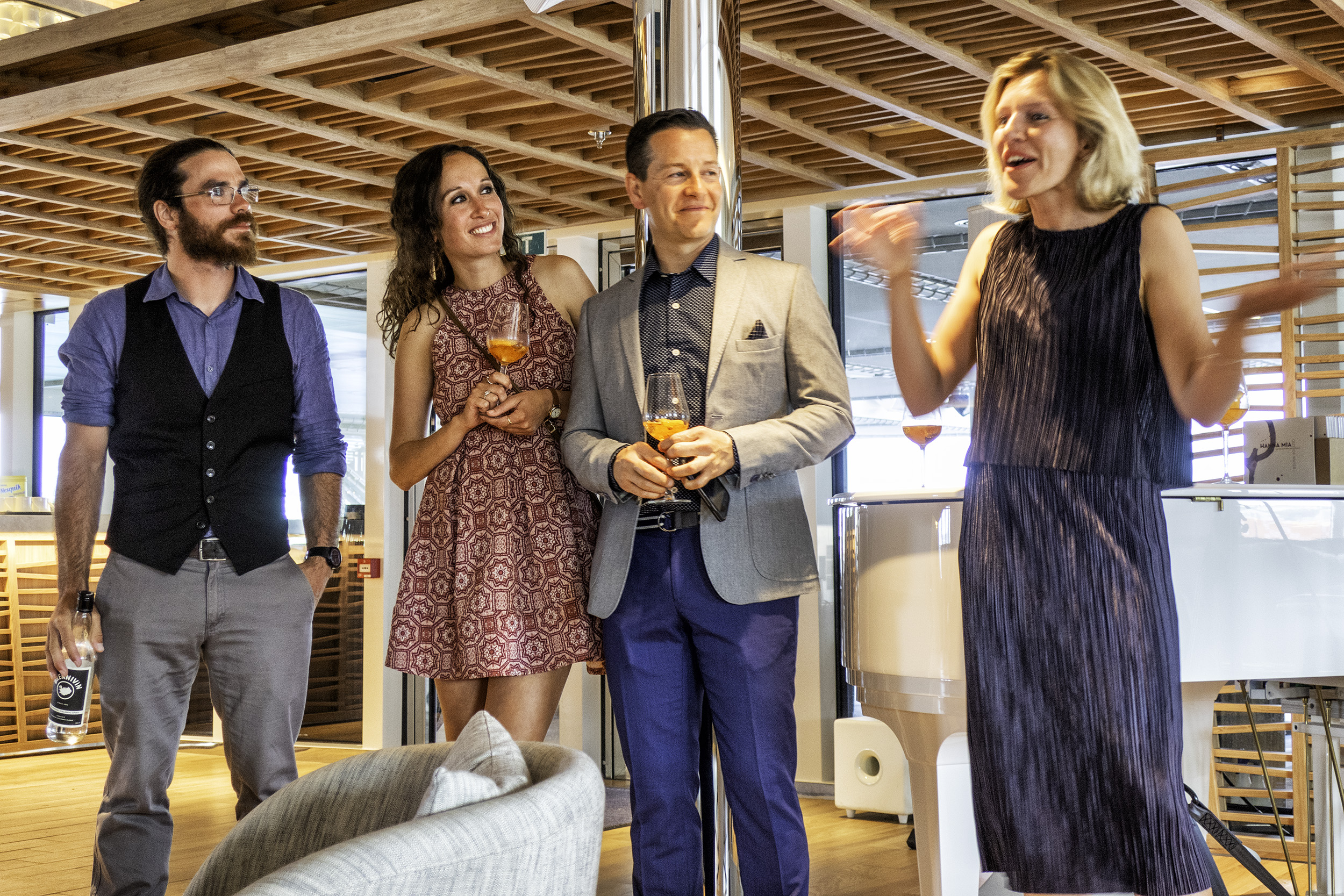 Backroad Guides: Guillermo , Larissa, Chema, and Svenja