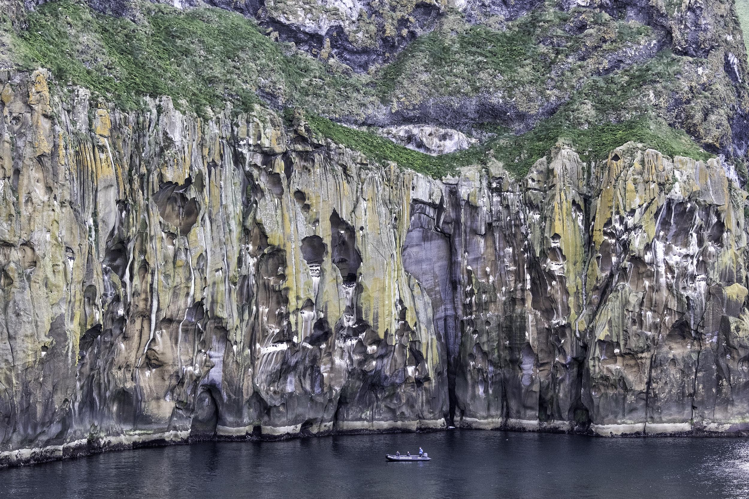 Vestmannaeyjar Cliffs