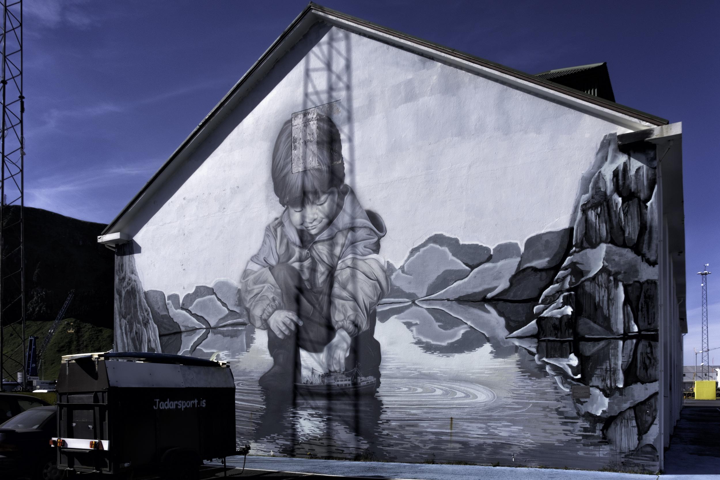 Heimaey Street Art