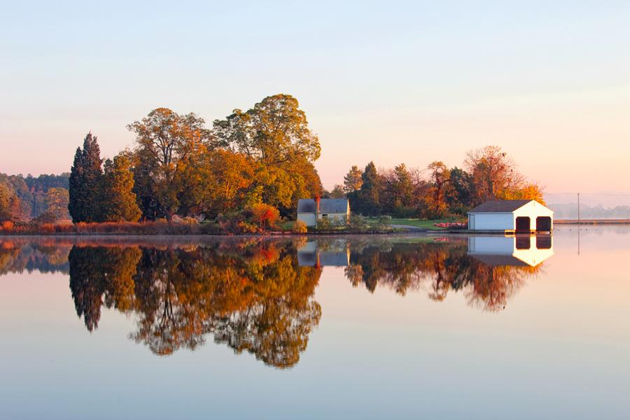 Blackwater Park, October Morning