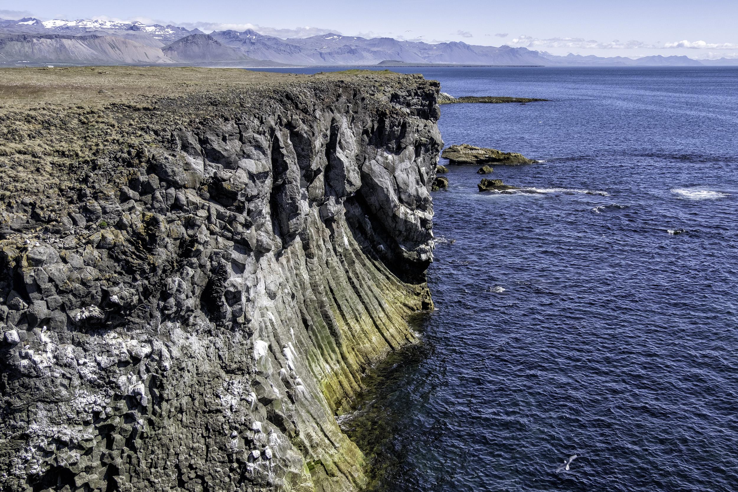 Basalt Columns, Arnarstapi, Iceland