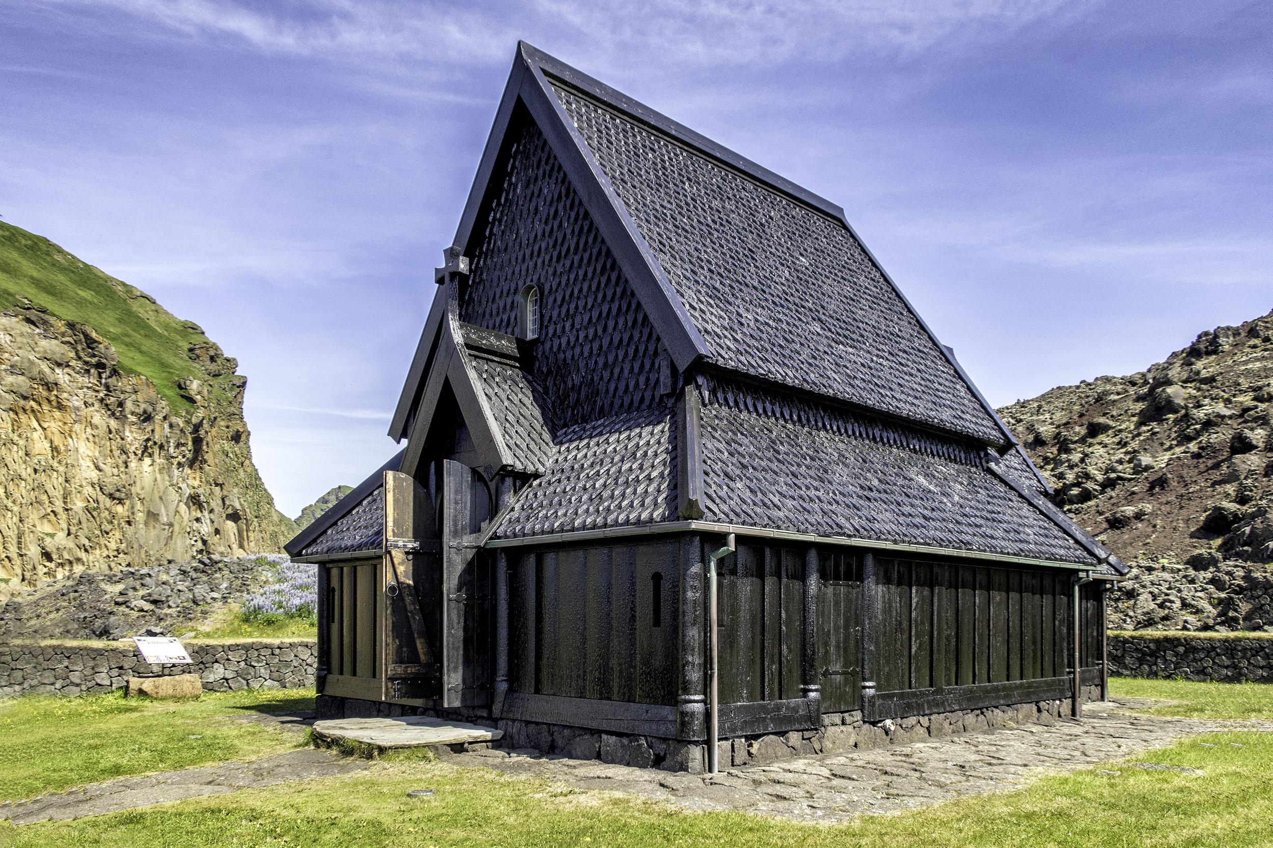Stafkirkjan Church, Heimaey