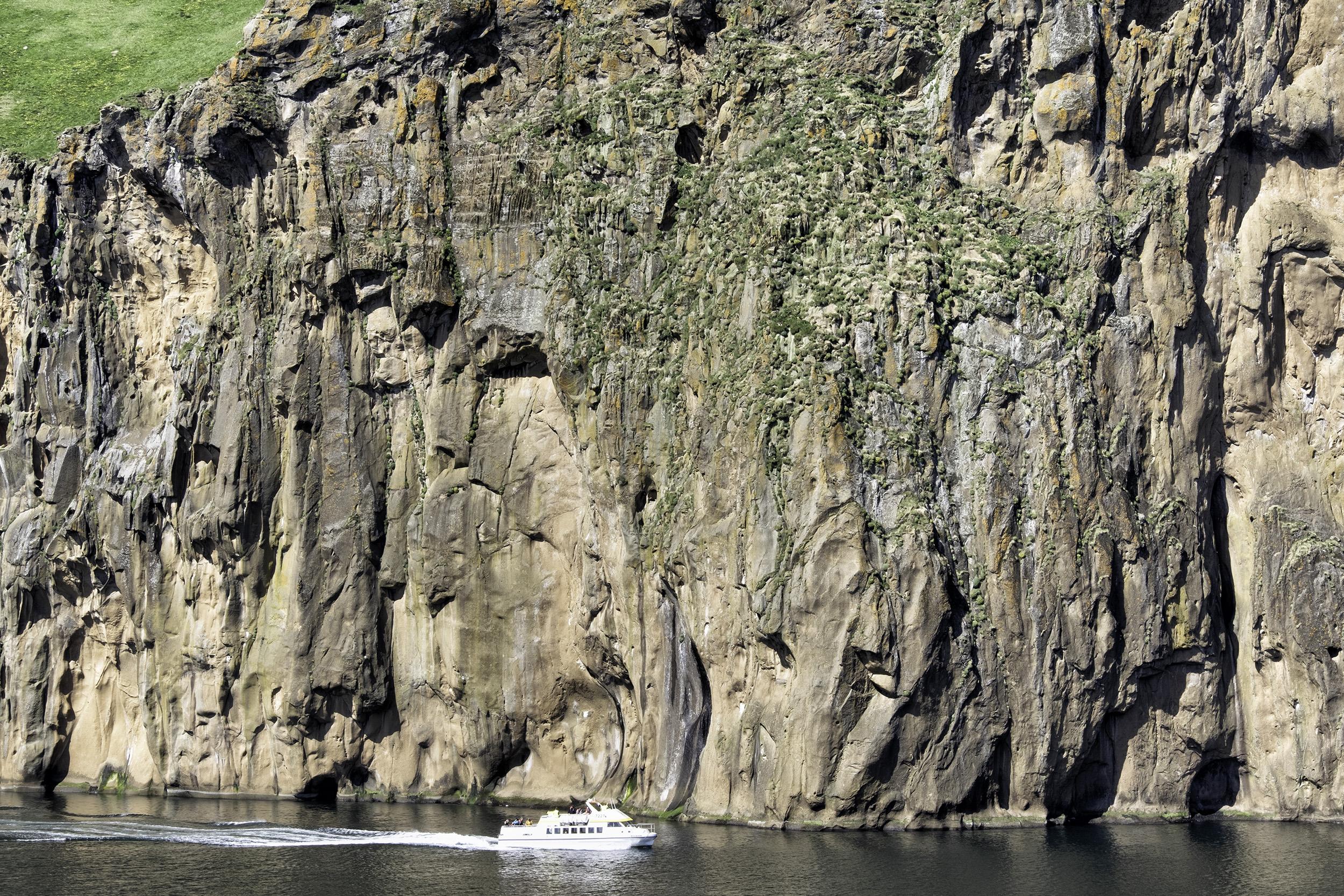 Heimaey Island
