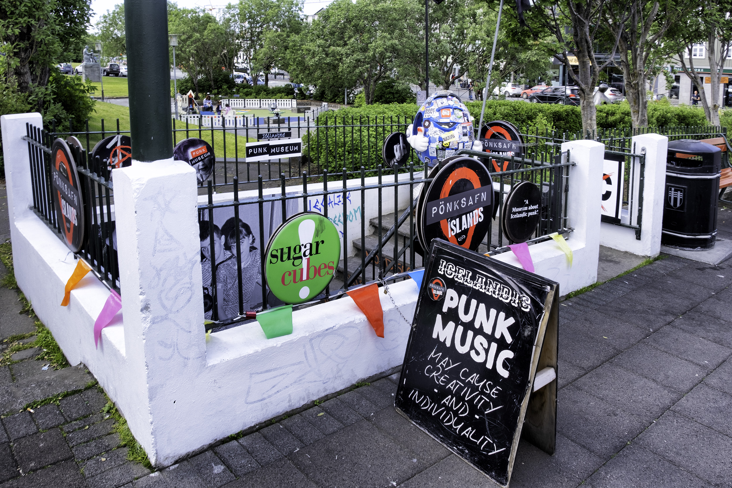 The Reykjavik Punk Museum