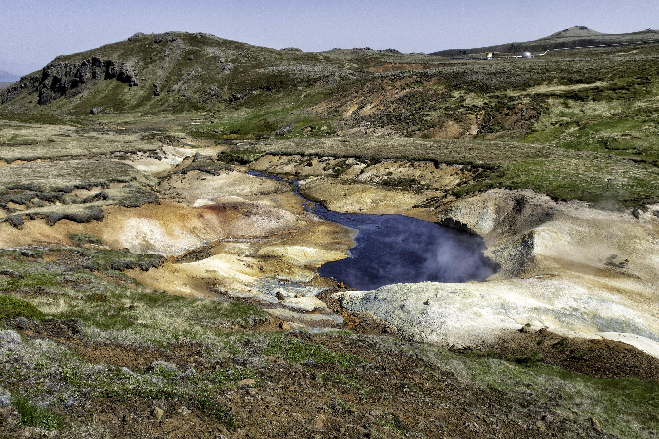 Nesjavellir Geothermal Field