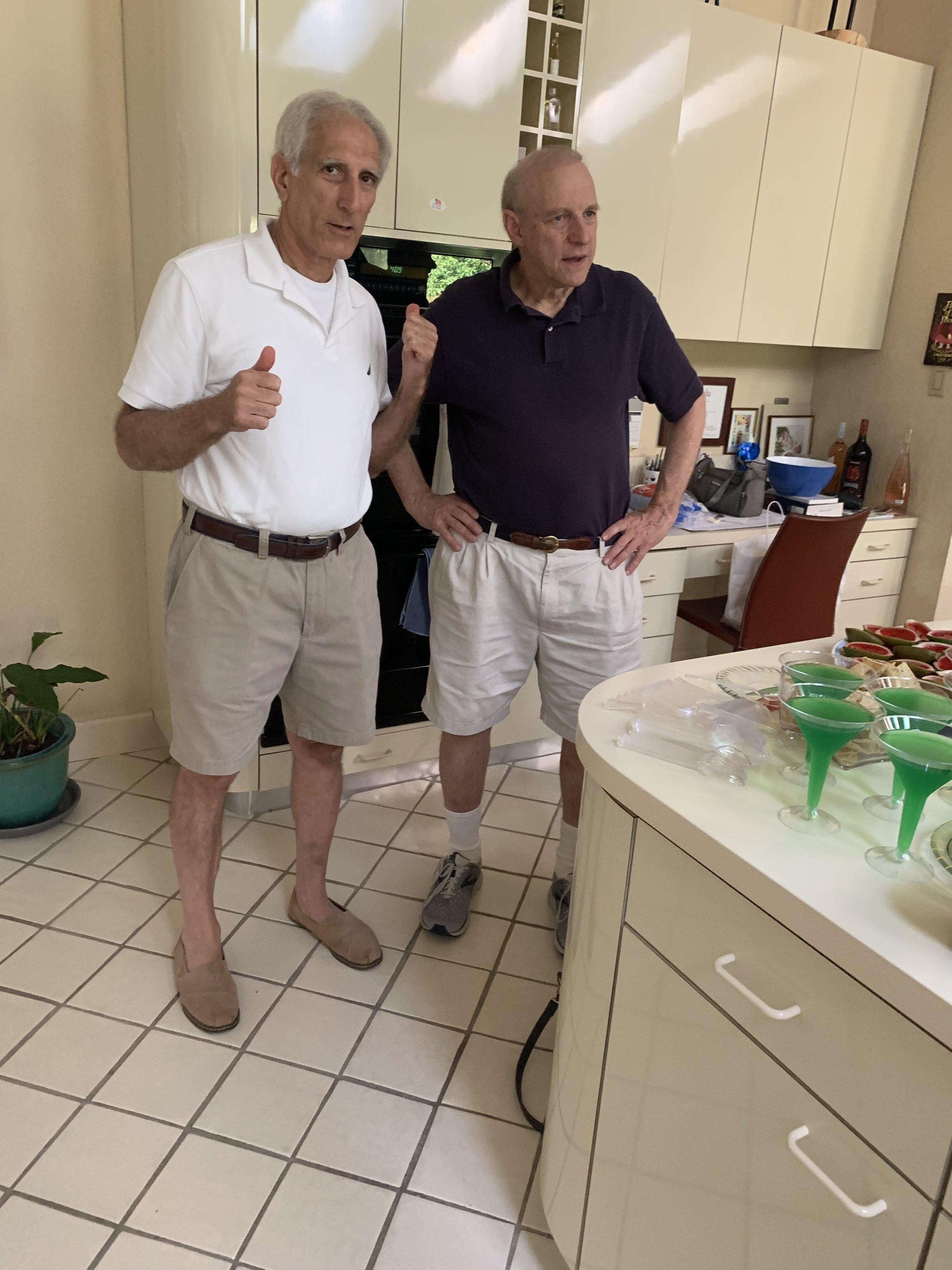 Bernie Salamon and Mark Iwry
